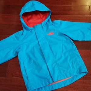 The North Face jacket size 2T